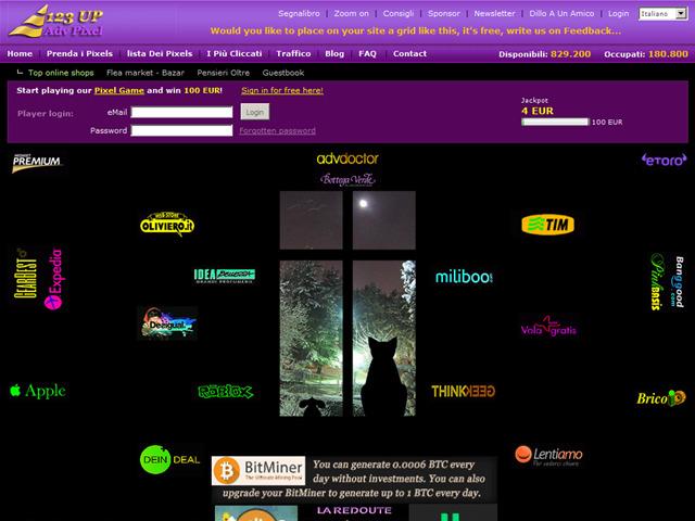 Anteprima www.123up.eu