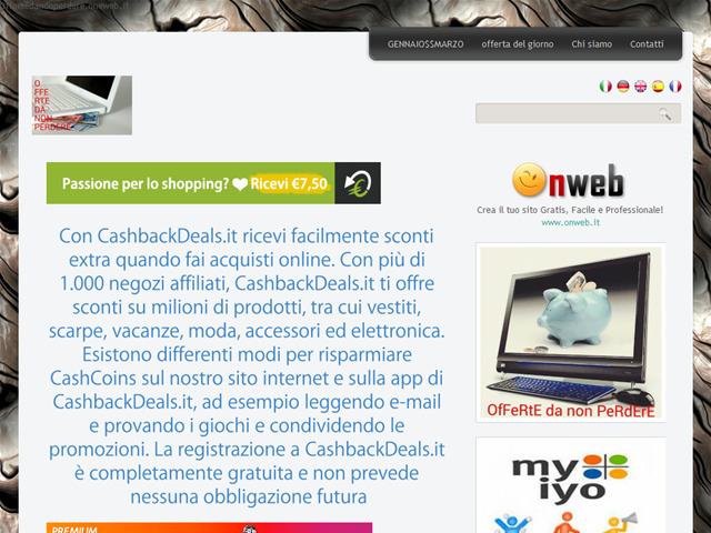 Anteprima www.offertedanonperdere.onweb.it