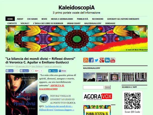 Anteprima www.kaleidoscopia.it