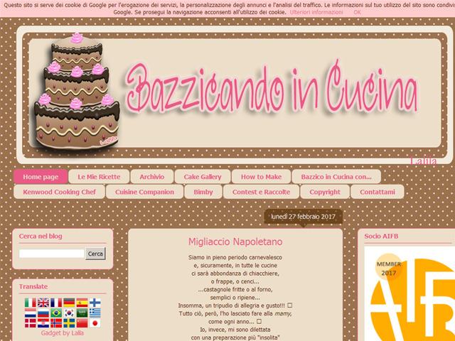 Anteprima bazzicandoincucina.blogspot.it