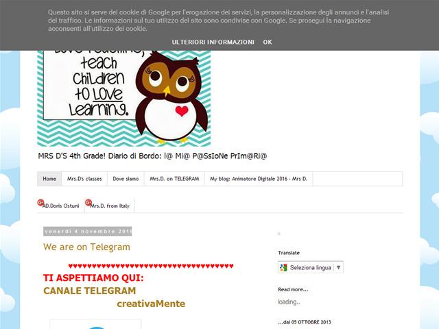 Anteprima mrsdclasses.blogspot.it