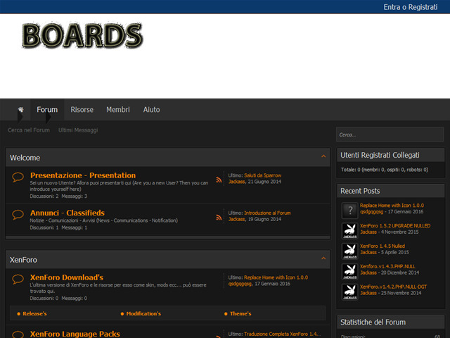 Anteprima boards.altervista.org