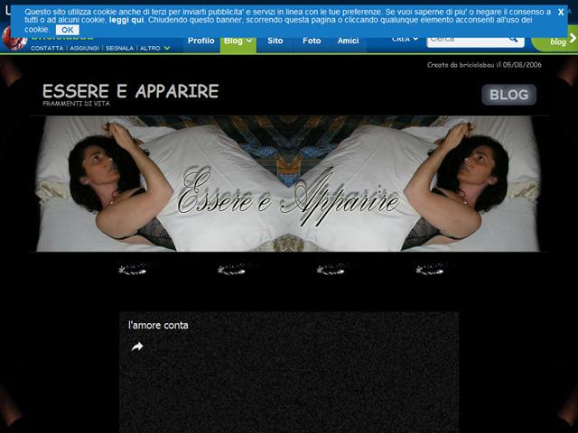 Anteprima blog.libero.it/briciolabau