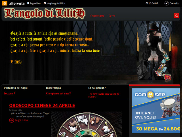 Anteprima langolodililith.altervista.org
