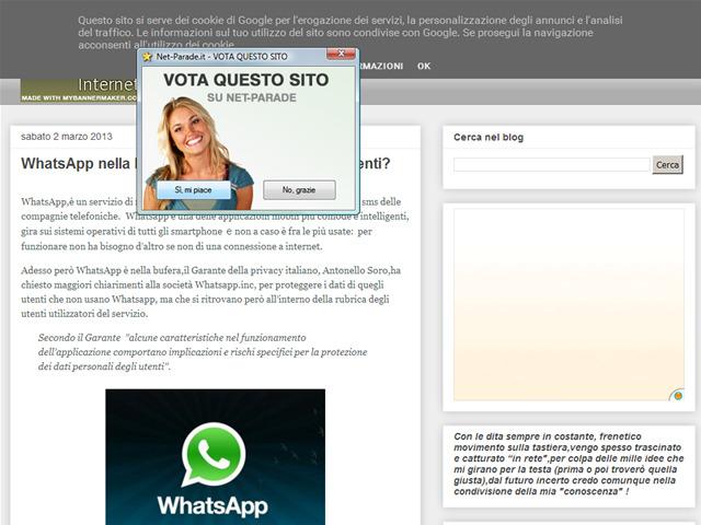 Anteprima internetfacileit.blogspot.it