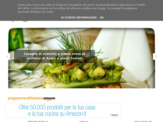 Anteprima cucinaerealta.blogspot.it