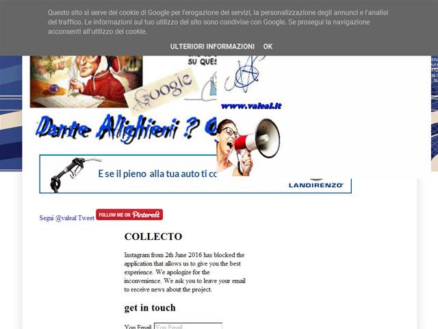 Anteprima ilblogdivaleal.blogspot.it