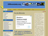Anteprima www.differenziata.org