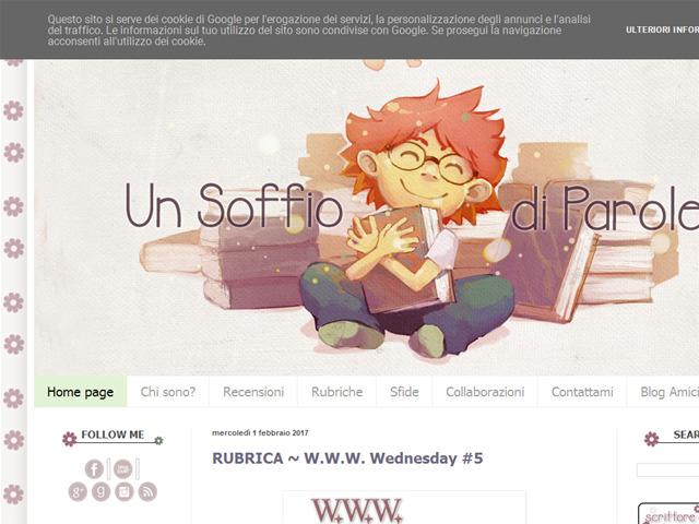 Anteprima unsoffiodiparole.blogspot.it