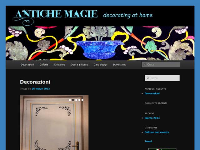 Anteprima www.antichemagie.com