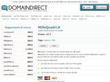 Anteprima www.millequadri.it