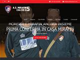 Anteprima www.mirafincalcioa5.com
