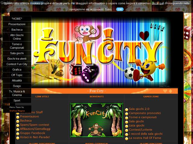 Anteprima funcity.forumfree.it