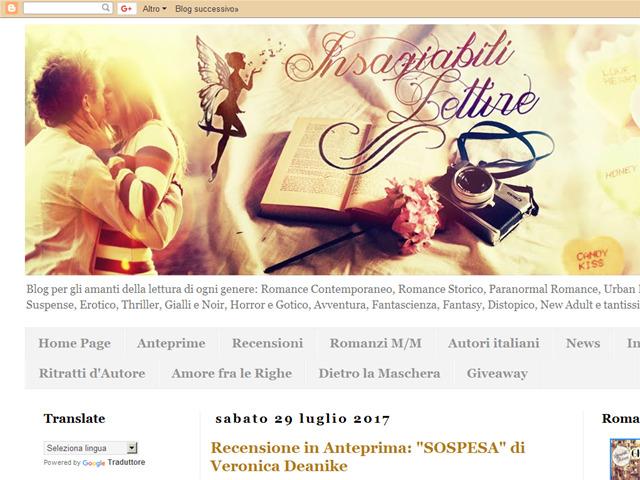 Anteprima insaziabililetture.blogspot.it