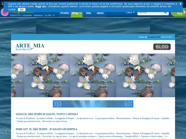 Anteprima blog.libero.it/mycreativity