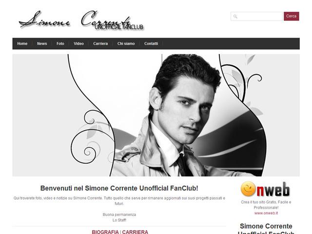 Anteprima www.simonecorrente.onweb.it
