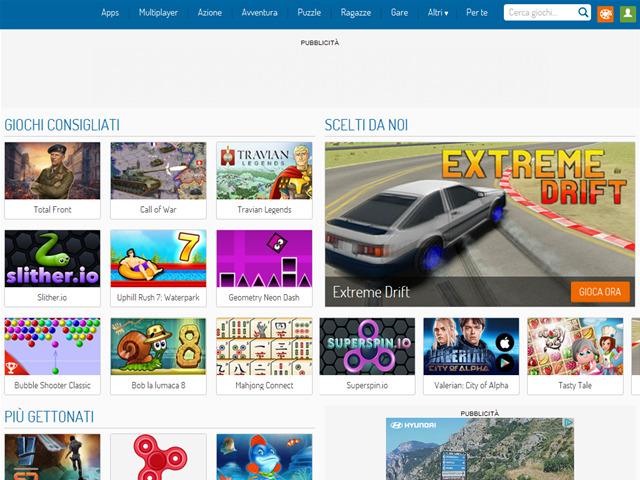 Anteprima www.giochi.it