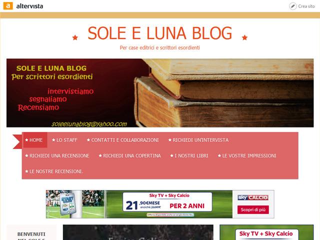 Anteprima soleeluna.altervista.org