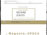 Anteprima www.epoca-ricambi.com