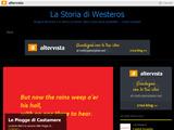 Anteprima storiadiwesteros.altervista.org