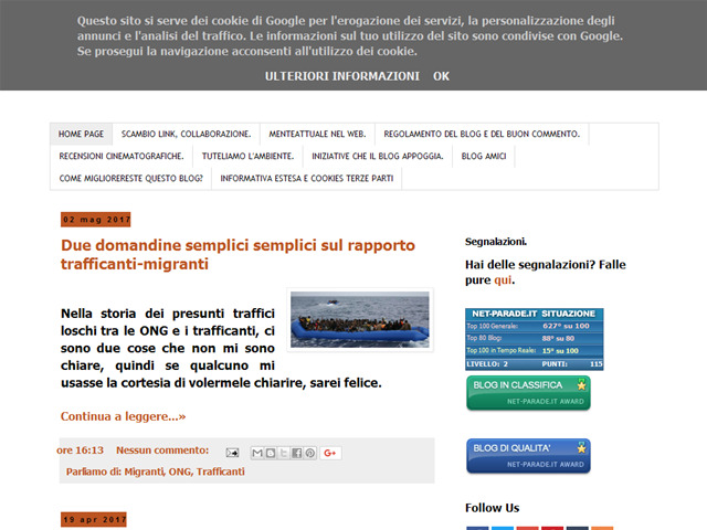 Anteprima menteattuale.blogspot.com