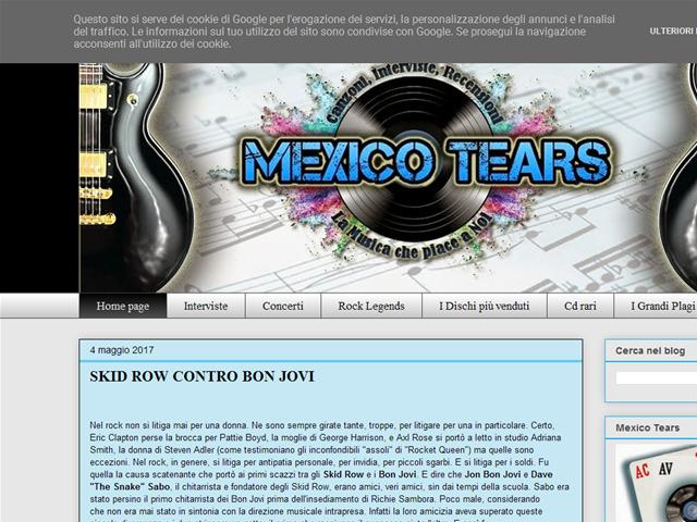 Anteprima mexicotears.blogspot.com