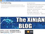 Anteprima xinian.altervista.org/blog