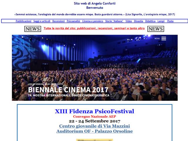 Anteprima www.angeloconforti.it