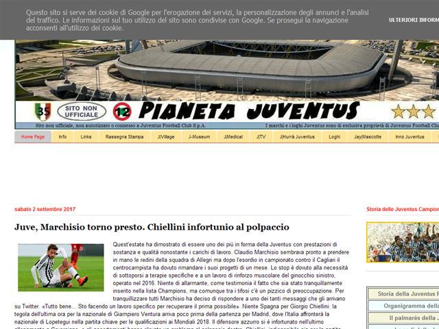 Anteprima www.pianetajuventus.com