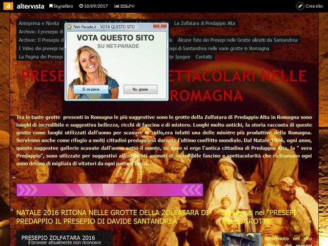 Anteprima presepioingrotta.altervista.org