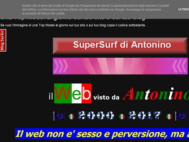 Anteprima topmodelalgiorno.blogspot.it