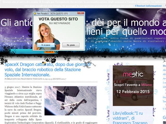 Anteprima anticoastronauta.blogspot.it
