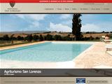 Anteprima www.agriturismosanlorenzo.eu
