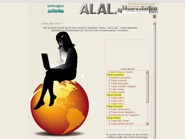 Anteprima www.alal.altervista.org