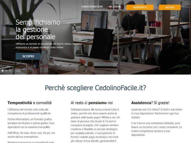Anteprima www.cedolinofacile.it