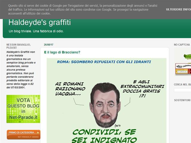 Anteprima haldeyde.blogspot.it