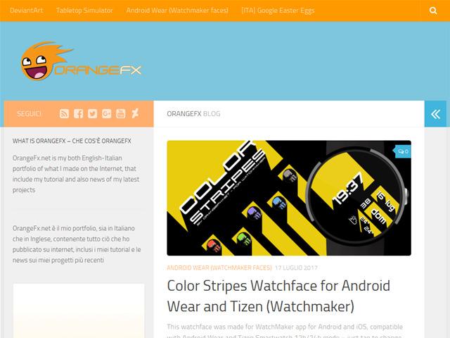 Anteprima orangefx.net