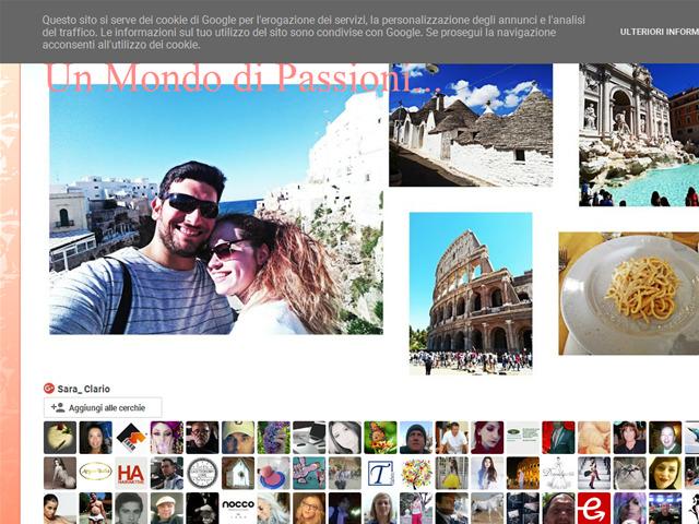 Anteprima unmondodipassione.blogspot.it