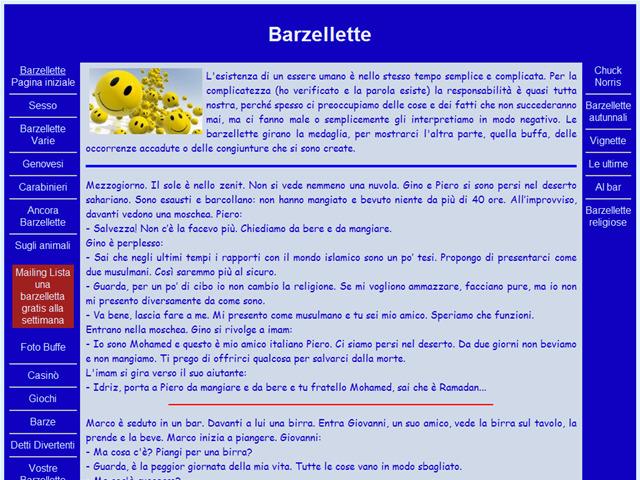 Anteprima barzellette.a-jokes.com