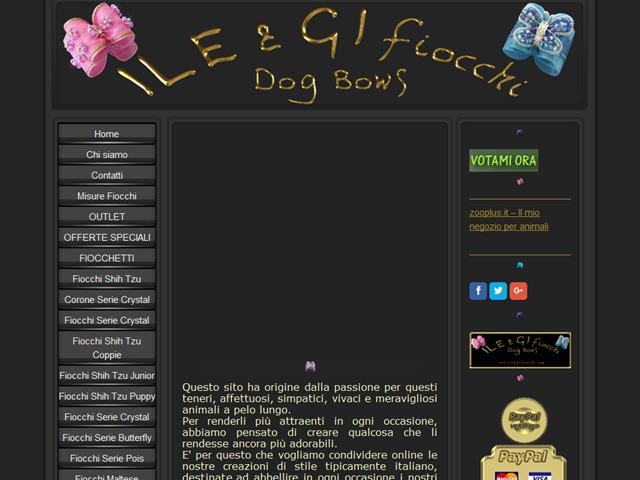 Anteprima ileegifiocchi.com