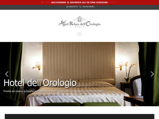 Anteprima www.hotelrelaisorologio.com