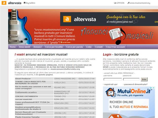 Anteprima www.musicannunci.org