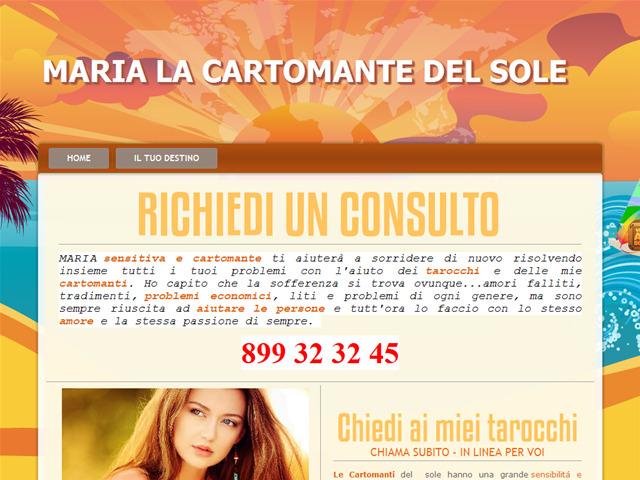 Anteprima www.tarocchi-al-telefono.cartomanti.be