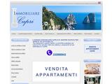 Anteprima www.capriimmobili.it