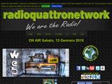 Anteprima www.radioquattronetwork.it