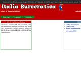 Anteprima www.italiaburocratica.it