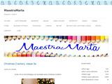 Anteprima www.maestramarta.it