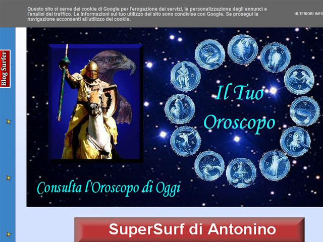 Anteprima oroscopodelcavalieresolitario.blogspot.it