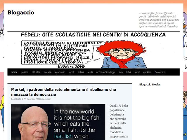 Anteprima www.blogaccio.eu