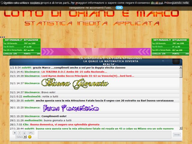Anteprima orianomarco.forumfree.it
